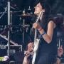 Hells Belles - live bei Waka Waka Festival 2015