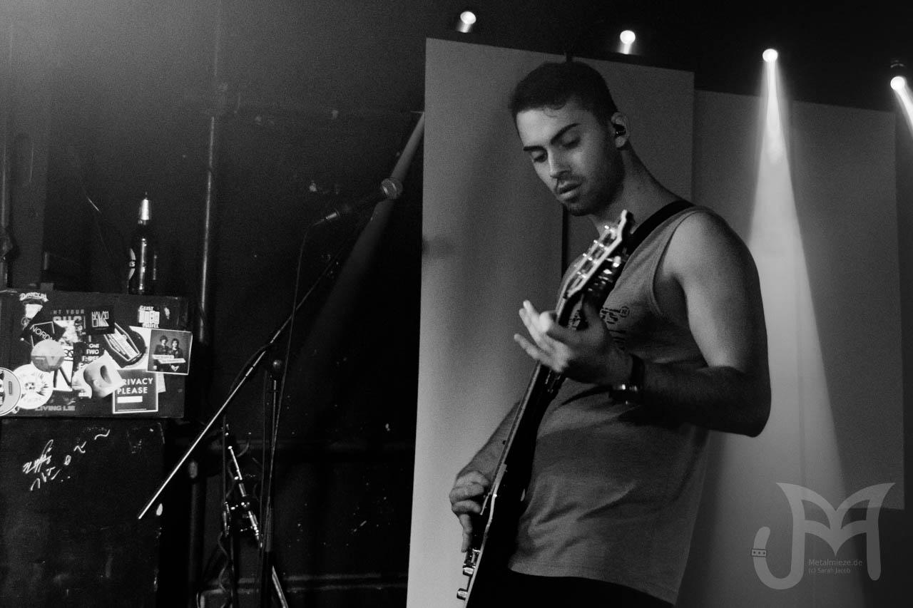 28 12 2018 – Never Back Down live @ MTC Köln – Hellfire-Magazin