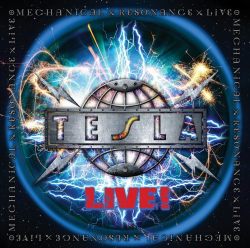 Tesla - Mechanical Resonance Live